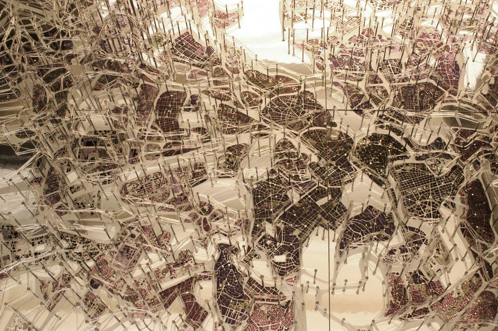 Borderline Metropolis. by Labics